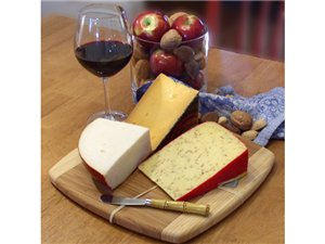 igourmet 5.5-lb. Dutch Cheese Board Gift Set
