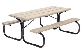 Tables and Benches at Global Industrial