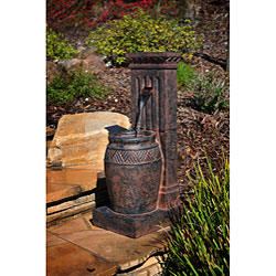 Cedonia 34.5-inch Zen Fountain