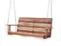 All Things Cedar PS48U Porch Swing