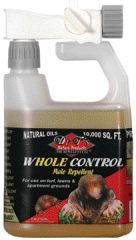Dr. T S Nature Products Whole Control Mole Repellent 32 Ounces - DT376