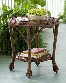 Lake House Outdoor Side Table